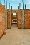 Alloggi in costruzione Fotografia Stock Libera da Diritti