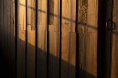 Alloggi il concetto duro della mobilia del laccquer di legno domestico del tek Fotografie Stock Libere da Diritti