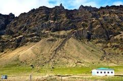 Alloggia l'Islanda Immagini Stock
