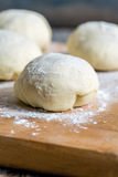 Alloggia la pasta per i panini bollenti Fotografia Stock Libera da Diritti