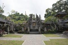Alloggia le tempie in Ubud, Bali Immagini Stock Libere da Diritti