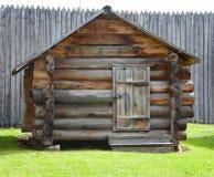 alloggia vecchio di legno Fotografia Stock Libera da Diritti