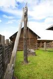 alloggia vecchio di legno Fotografie Stock Libere da Diritti