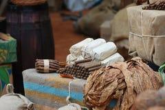 Alloggiamento commerciale del tabacco Immagine Stock