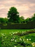 Alloggiamento del giardino Fotografie Stock