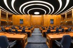 Alloggiamento della Camera del Dakota del Nord Fotografia Stock