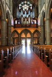 Alloggiamento della chiesa Immagine Stock