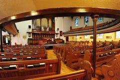 Alloggiamento della chiesa Fotografie Stock