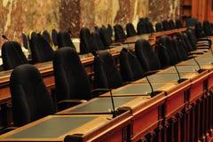 Alloggiamento della costruzione del Parlamento Fotografia Stock