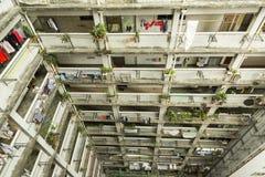 Alloggiamento di Hong Kong Immagini Stock Libere da Diritti
