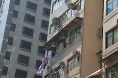 Alloggiamento di Hong Kong Immagini Stock