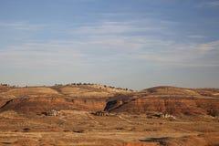 Alloggiamento di lusso del Colorado della montagna Fotografia Stock