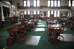 Alloggiamento di senato di Austin il Texas Fotografie Stock Libere da Diritti