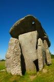 Alloggiamento di sepoltura neolitico Fotografia Stock Libera da Diritti