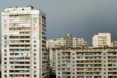 Alloggiamento moderno di Kiev Fotografia Stock