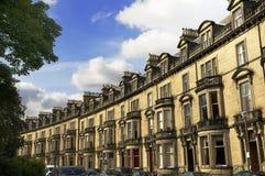 Alloggiamento residenziale raffinato, Edinburgh, Scozia Fotografie Stock Libere da Diritti