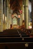 Alloggiamento storico della chiesa Fotografia Stock Libera da Diritti