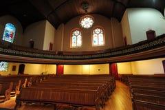 Alloggiamento storico della chiesa Immagine Stock