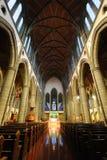 Alloggiamento storico della chiesa Fotografie Stock Libere da Diritti