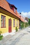 Alloggiamento svedese Fotografia Stock