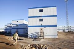 Alloggio, Alberta, Canada Fotografia Stock Libera da Diritti
