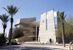 Alloggio Ben Gurion University in birra Sheva, Israele Fotografia Stock