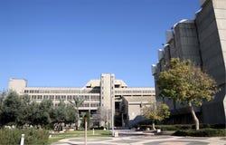 Alloggio Ben Gurion University in birra Sheva, Israele Immagine Stock Libera da Diritti