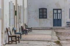 Alloggio di Cabo de Gata Immagini Stock