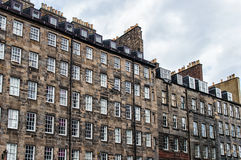 Alloggio di Edimburgo Immagini Stock