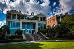 Alloggio di lungomare a Charleston, Carolina del Sud Immagini Stock Libere da Diritti