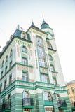 Alloggio di lusso nel centro di Kiev Fotografia Stock