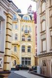 Alloggio di lusso nel centro di Kiev Fotografie Stock Libere da Diritti