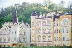 Alloggio di lusso nel centro di Kiev Immagini Stock