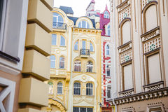 Alloggio di lusso nel centro di Kiev Immagine Stock