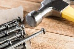 Alloggio e riparazione domestica Fotografia Stock