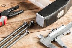 Alloggio e riparazione domestica Fotografie Stock