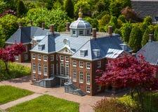 Alloggio ed architettura dei Paesi Bassi Fotografia Stock