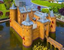 Alloggio ed architettura dei Paesi Bassi Immagine Stock