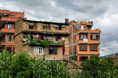 Alloggio nel Nepal Immagine Stock Libera da Diritti