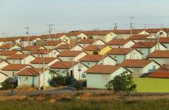 Alloggio residenziale Immagine Stock Libera da Diritti