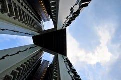 Alloggio a Singapore Fotografia Stock