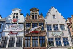 Alloggio specifico di Amsterdam Fotografia Stock Libera da Diritti