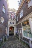 Alloggio specifico di Amsterdam Fotografie Stock