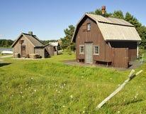Alloggio svedese Immagini Stock