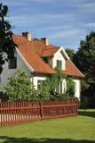 Alloggio svedese Fotografie Stock