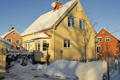 Alloggio svedese Immagine Stock