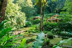 Alloggio, Tailandia Fotografia Stock