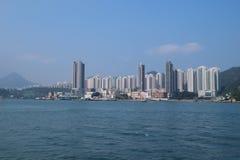 Alloggio in Yau Tong, Hong Kong Immagine Stock Libera da Diritti