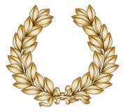 Alloro dell'oro Immagini Stock Libere da Diritti