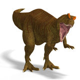 allosaurus Illustration Libre de Droits